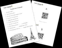 european day of languages activities tes