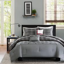 amazon com intelligent design daryl 5 piece comforter set full