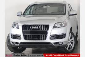 2015 audi q7 suv used 2015 audi q7 suv pricing for sale edmunds