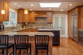 Craftsman Style Ranch Homes Remodelwest Home Addition Remodel Los Altos Kitchen Remodel