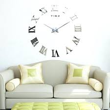wall clocks in living room feng shui 12 000 wall clocks