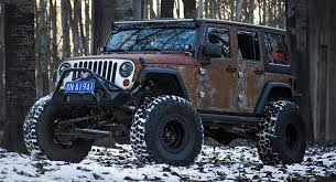 tuning jeep wrangler jeep wrangler unlimited by vilner is truly unique