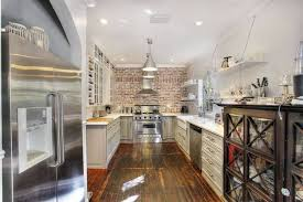 47 brick kitchen design ideas tile backsplash u0026 accent walls