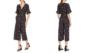 cheetah print jumpsuit jumpsuits rompers bloomingdale s