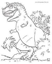 nice idea printable dinosaur coloring pages dinosaur color