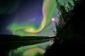 alaskan northern lights hd wallpaper sky u0026 planets wallpapers
