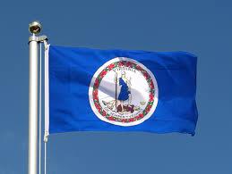 Virginia Flags Virginia Flagge 60 X 90 Cm Flaggenplatz At