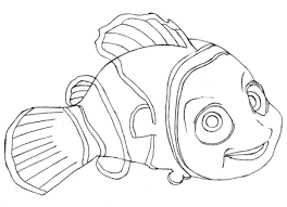 nemo coloring pages printable coloring pages