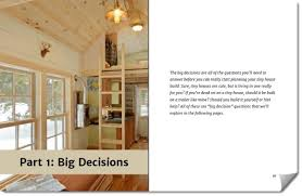 plan your house tiny house decisions review a resource for your new home