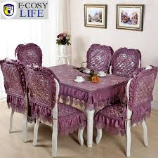 dining table chair covers kitchen tablecloth picture more detailed picture about blue