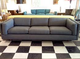 Mid Century Modern Convertible Sofa by Tuxedo Sofa Tuxedo Sofa By Edward Wormley For Dunbar John Sankey