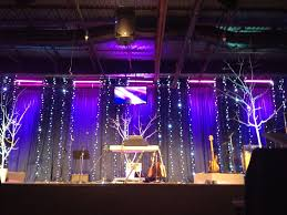 church stage design for christmas decorating for christmas a