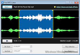 free download of mp3 cutter for pc free mp3 cutter 2 1 free download