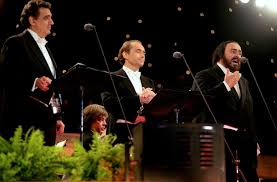the three tenors at 25 their most magical moments classic fm
