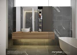 Finished Bathroom Ideas Download Designer Bathrooms Sydney Gurdjieffouspensky Com