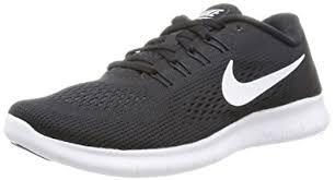Nike Womens nike s free rn running shoe black anthracite