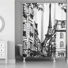Bed And Bath Curtains Terrific Black White Shower Curtain Buy And Fabric Curtains From