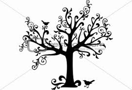 image 1123131 swirly tree from crestock stock photos