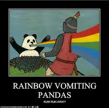 Throwing Up Rainbows Meme - meme monday at fusionbox a celebration of our favorite interwebs