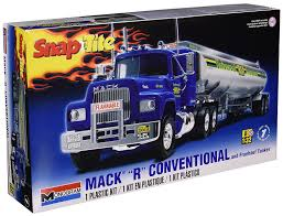 kenworth build and price amazon com revell 1 32 mack