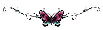 butterfly tattoos and designs page 227