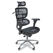 Desk Chair For Lower Back Pain Best Executive Ergonomic Office Chair For Back And Hip Pain Relief