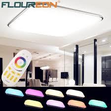 aliexpress com buy 36w rgb led ceiling light remote control