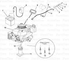 ariens 911086 lm21 ariens 21 push lawn mower 6 5hp b u0026s sn