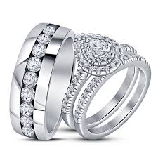 Wedding Ring Trio Sets by 2184 Best Trio Ring Set Images On Pinterest