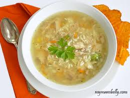 use up those turkey leftovers to make delicious turkey soup my