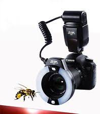 Best Ring Light Universal Led Ring Light Macro Camera Flashes Ebay