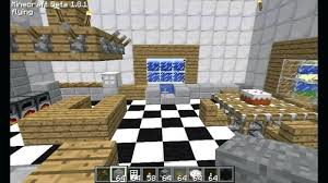 minecraft furniture kitchen how to build a kitchen in minecraft kitchen table build kitchen