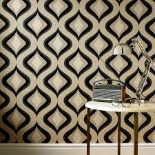 trippy charcoal wallpaper graham u0026 brown