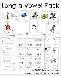 26 best vowels images on pinterest short vowel sounds