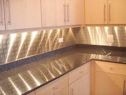 metal kitchen backsplash ideas home design inspiraion ideas