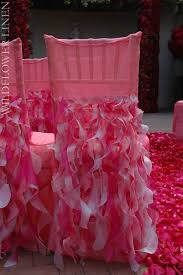 tutu chair covers the beauty of chair treatments the event weddings