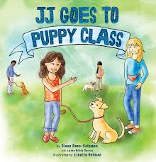 a puppy training book for kids jj goes to puppy class a review