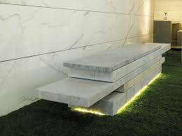 backless marble bench seating slide 01 by franchiumbertomarmi