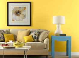yellow gold paint color living room rooms