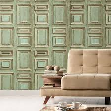 rustic wood panel wallpaper from norwall illusions 2 by patton