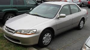 1998 honda accord information and photos zombiedrive