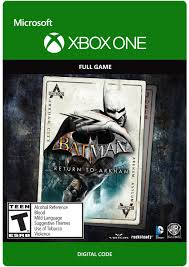how much will xbox one games cost on black friday amazon amazon com batman return to arkham xbox one whv games video