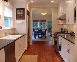 Galley Kitchen Renovation Ideas Wonderful Galley Kitchen Renovation Eizw Info