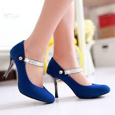 shoes women pumps pointed toe mary jane shoes red bottoms