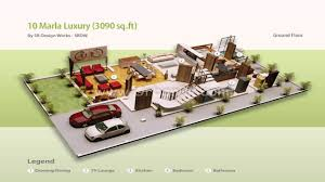 100 home design 8 marla 9 best plan2 images on pinterest