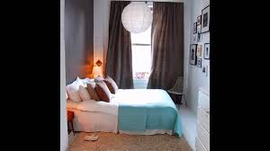 Decorating Ideas For Small Bedrooms by Creative Small Bedroom Design Ideas Youtube