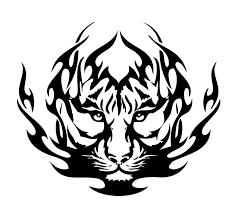 tiger tattoos png photos png mart