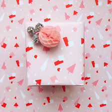 pink gift wrap snowing pink gift wrap bash party goods