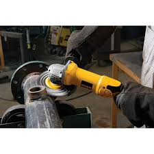 dewalt d28065 5 inch 6 inch high performance grinder with trigger