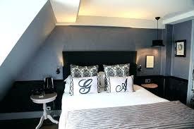 chambre noir gris chambre noir blanc cours chambre montreal lovely grise et 6